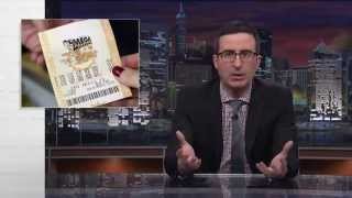 Last Week Tonight with John Oliver: The Lottery (HBO)(State lotteries claim to be good for education and the general wellbeing of citizens. But are they? (Spoiler alert: No.) Connect with Last Week Tonight online., 2014-11-10T07:30:01.000Z)