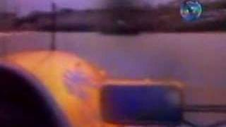 Alain Prost onboard - South Africa 93