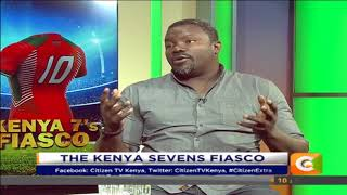 The Kenya sevens fiasco #CitizenExtra
