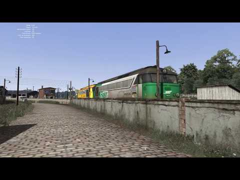 Train Simulator A1A 68536 |