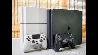 (2018) PS4 Satın Alırken  dikkat edilmesi gerekenler, PRO Mu ? Slim Mi ? CUH meselesi Ve dahası !