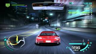 Need For Speed Carbon Pc Gameplay (Max Setting Video)