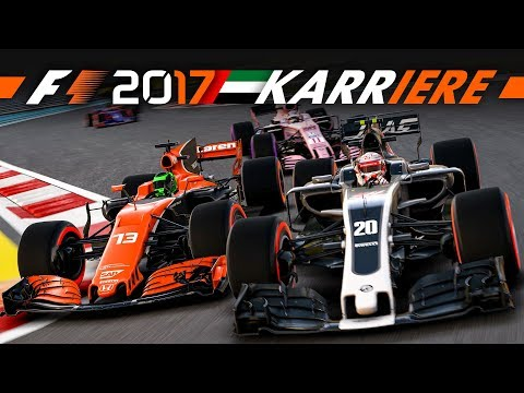 Saisonfinale mit Biss! – F1 2017 KARRIERE #83 | Formel 1 4K Gameplay German