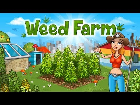 Weed Farm Tycoon: Ganja Paradise (by Vesta Soft LLC) - Mobile Game Gameplay Android IOS HQ