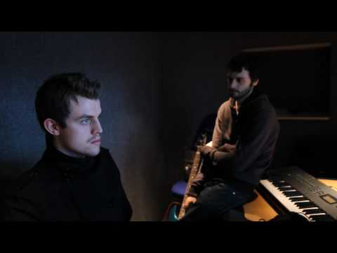 Mike Gatto - studio backstage recording Too Old To Club part 2/2