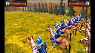 Broadsword: Age of Chivalry PC Game - OFFICIAL TRAILER