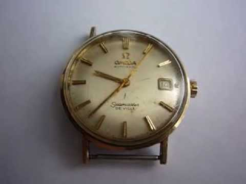 Copy Of Vintage 1960s Omega Seamaster Watch Youtube