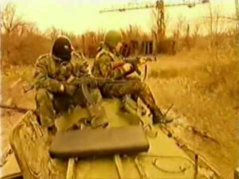 Spetsnaz in Chechnya (Great song)