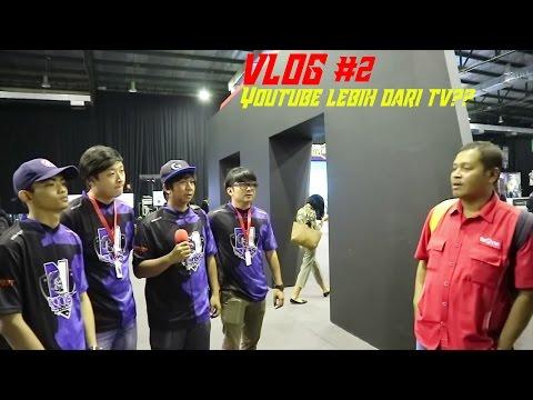 VLOG#2 Ketawa bareng GM PB Garena, Melon Doto, Pro Player PB !!