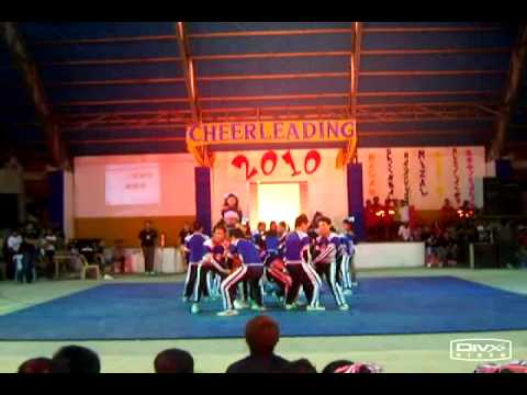 Lugait Cheerleading Competition 2010 - Part 1