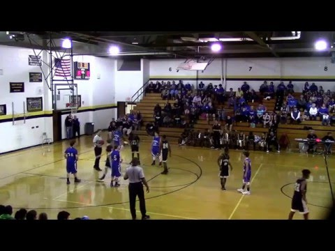 Sampson vs. Midway- Middle School Championship 2-11-16