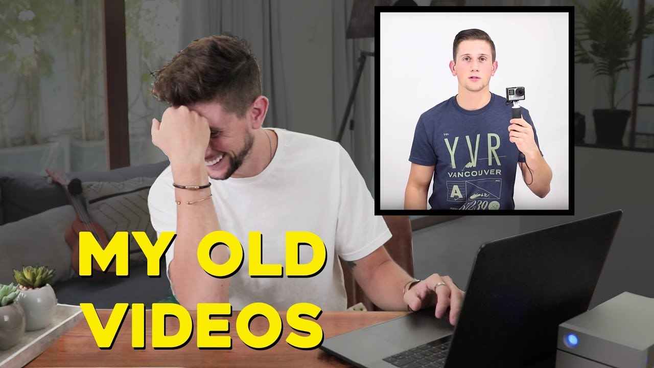 Reacting to my OLD Travel Videos - Time to unlist them...