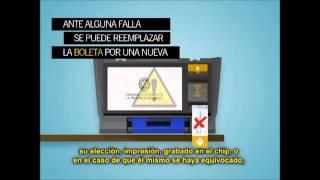 Capacitación para Autoridades de Mesa - Elecciones 2015