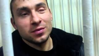 Суд над активістом Євромайдану Олегом Матяшом
