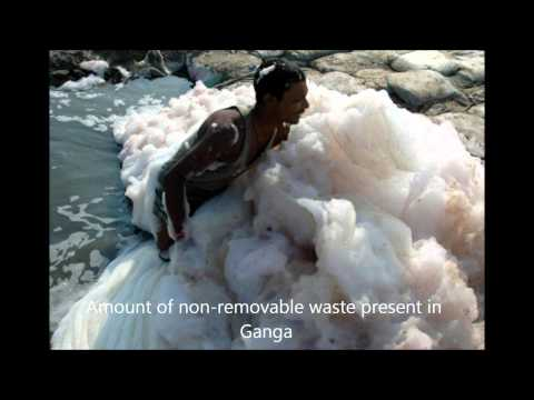 Ganga River Video: Extra Activity in Environment & Ecology course @LNMIIT