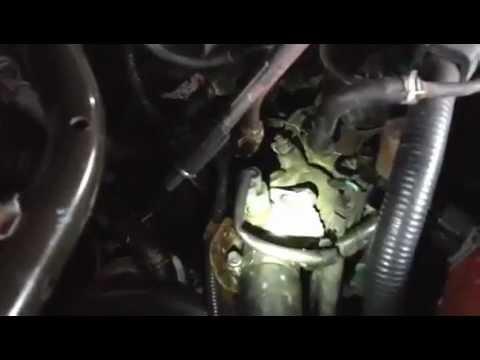 1998 2002 Honda Accord Heater Repair Youtube