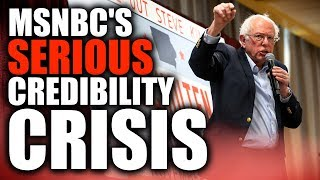 Even Fox News Thinks MSNBC's Anti-Bernie Hysteria is Ridiculous