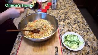 Vlog & Recipe: Healthy Korean Vegan Soybean Sprouts Salad Aka Kongnamul Muchim
