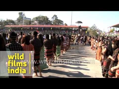 Sarlamkai - Folk dance of Mizoram product_image_not_available.gif