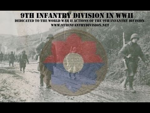 9th Infantry Division in World War II