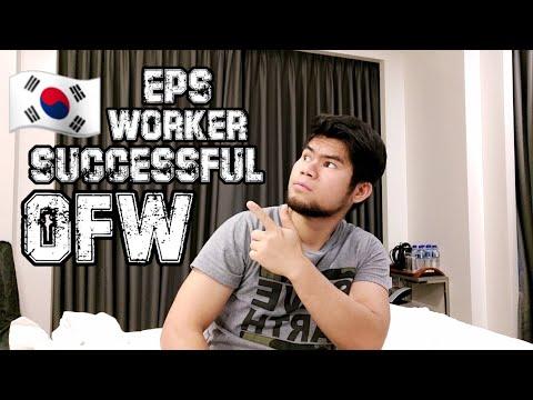 Paano ako naka Survive sa South Korea|| EPS Worker