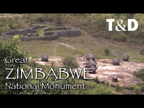 Great Zimbabwe National Monument - Journey in Africa - Travel & Discover