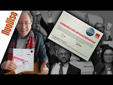 groKo-Geschacher: Ein SPD Insider packt aus - Olav Müller im NuoViso Talk
