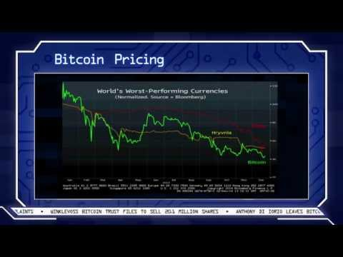 January 8th, 2015: Marketwatch - Bitcoin Crashes into the New Year