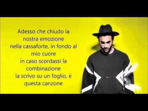 Marco Mengoni -  Mai e per sempre (Testo)