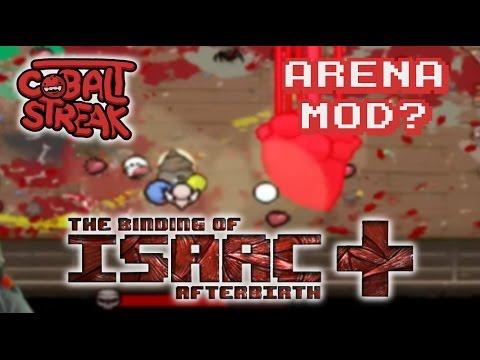 Afterbirth+ #42 - Arena Mod! - Cobalt Streak