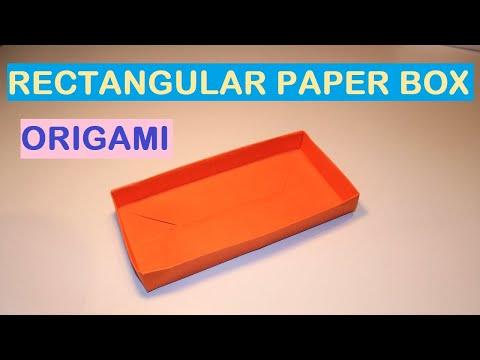 Rectangular Prism Origami