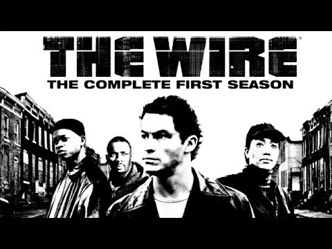 The Wire - Staffel 1 - Serienjunkies Podcast