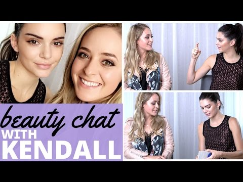 Beauty Chat with KENDALL JENNER! | Fleur De Force