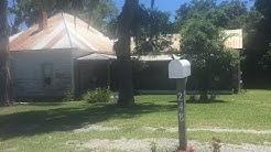 COZY 1930's HOME GREENVILLE, FLORIDA!