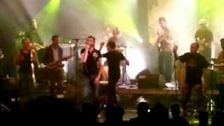 Percubaba - International Dub - Concert d