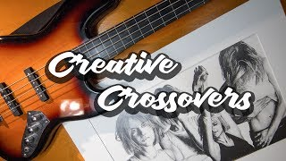 Practice like a MUSICIAN and Learn to DRAW Better - Creative Crossovers