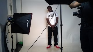 RTF Bonez  Behind The Scene (Photoshoot)