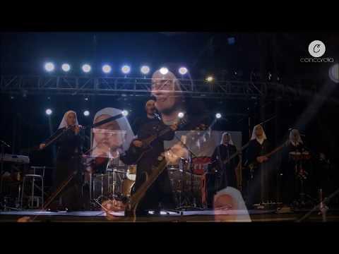 'Siervas' concierto en la parroquia sagrado corazón Arica