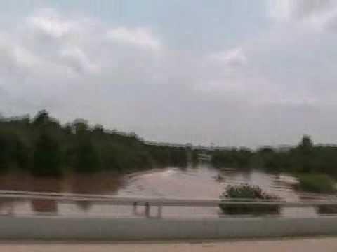 Wichita Falls Flood 2007
