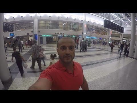 مقلب في مطار لبنان بيروت