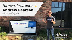 BriteBee Agents | Andrew Pearson, Farmers Insurance - Midwest City, OK