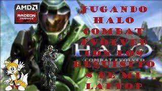 Jugando x juego con los requisitos de mi laptop - Halo Combat Evolved [LOQUENDO]