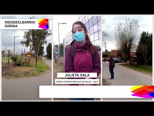 UNIVERSIDAD DESDE EL BARRIO  GORINA