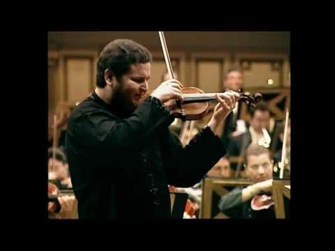 Franz Waxman - '' Carmen Fantasy '' - Ilian Garnet - violin_ AVI.avi