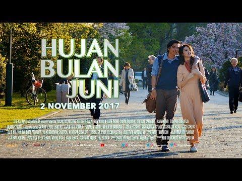 HUJAN BULAN JUNI - OFFICIAL TEASER ( Tayang 2 November 2017 )