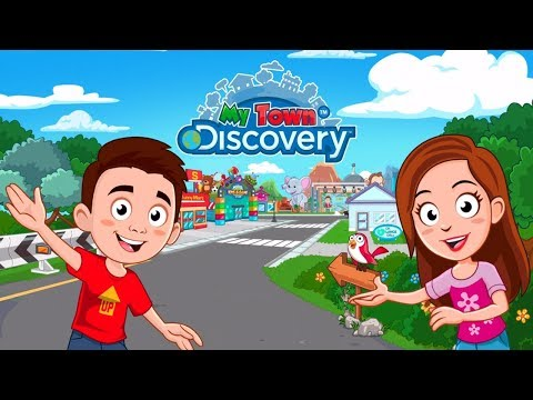 My Town : Discovery - NEW BEST APP BY MY TOWN | Create your own