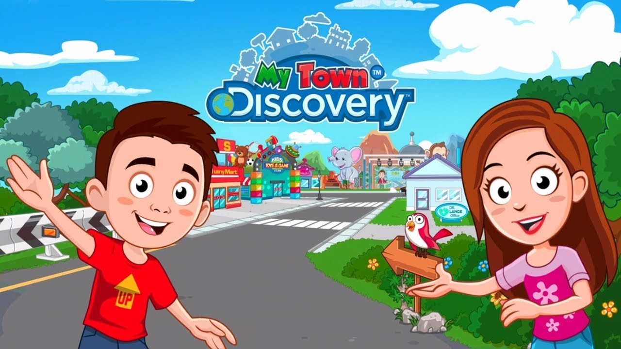 My Town : Discovery - NEW BEST APP BY MY TOWN | Create your own story!