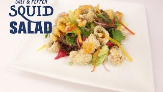 Video Salt & Pepper Squid Salad download MP3, 3GP, MP4, WEBM, AVI, FLV April 2018
