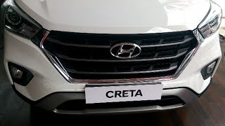 2018 Hyundai Creta Facelift Complete Review including engine, price, mileage, specifications