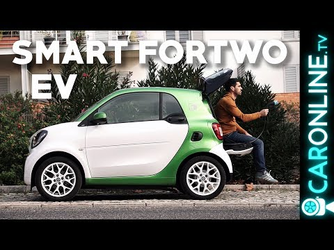 FAZ SENTIDO o SMART FORTWO ser ELÉCTRICO? [Review Portugal]